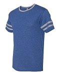 Style 602MR    4.5 oz., 50/37/13 pre-shrunk polyester/cotton/rayon jersey