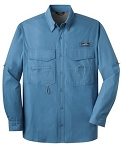 EB606  Vented Back Fishing Shirt...