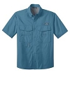 EB608  Vented Back Fishing Shirt....(NEW)