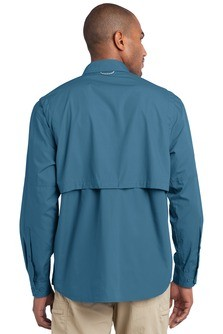 EB606  Vented Back Fishing Shirt....(NEW)