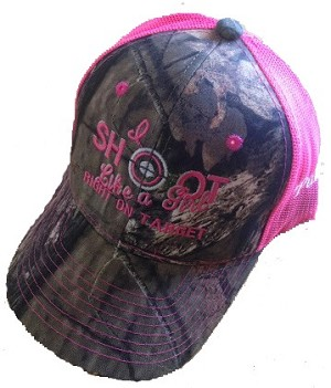 Shooting cap, style Ladies Cap-1