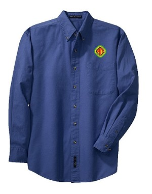 100% cotton shooting shirt, style #S600twill-PITA